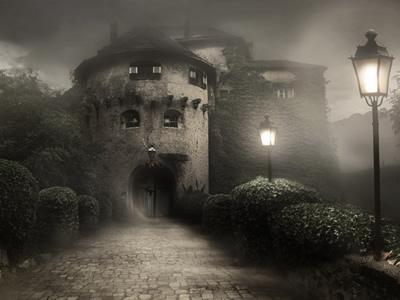 A casa mórbida dos meus sonhos