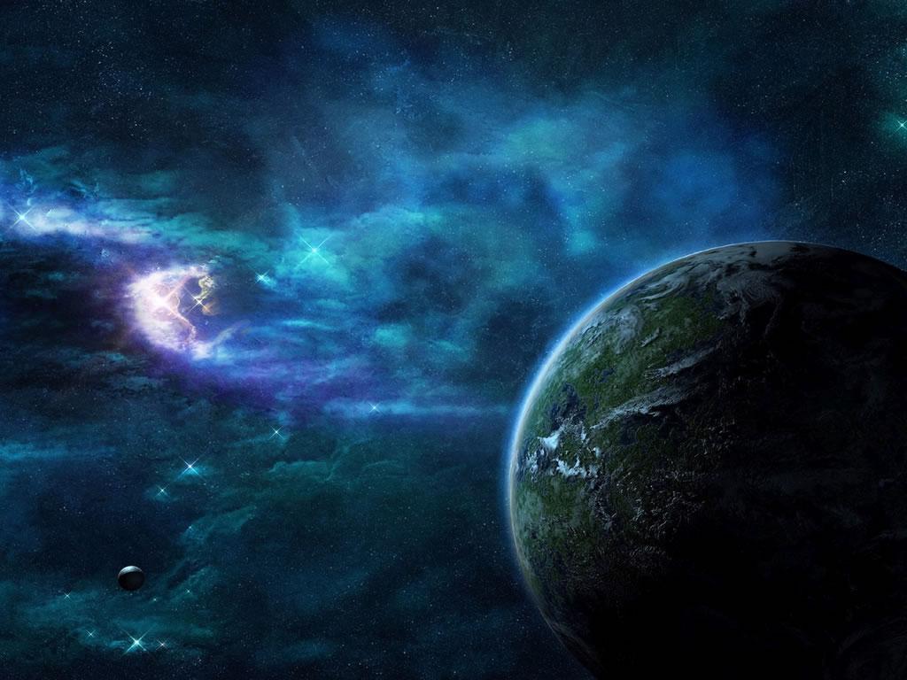 El universo fondos de ciencia ficci n for Sfondi desktop universo