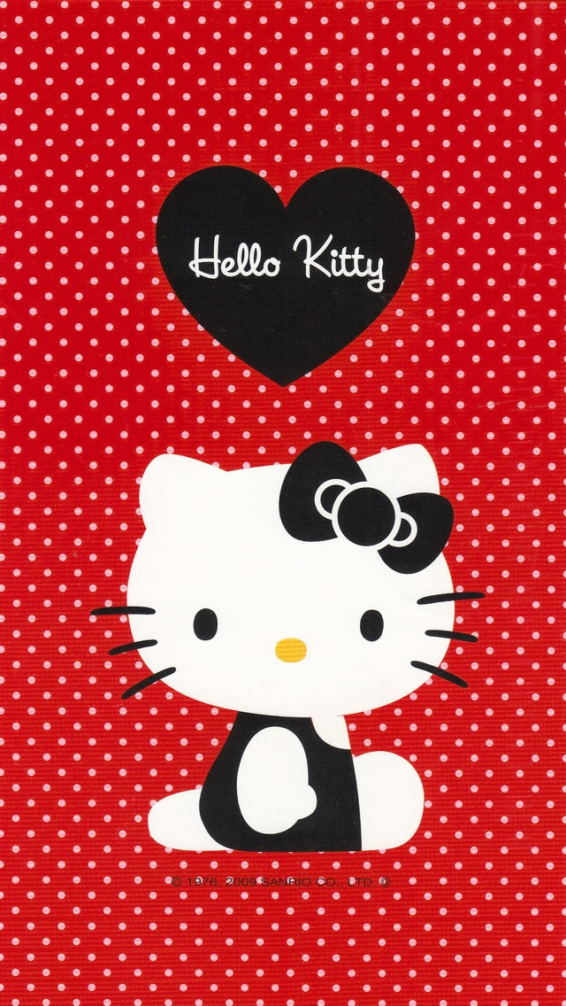 hello kitty wallpaper red hd - photo #4