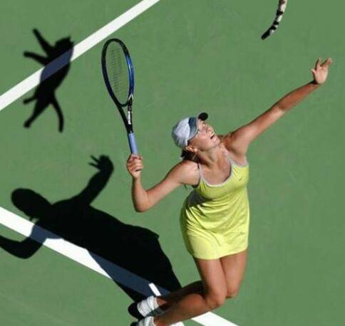 Jugando tenis con el gato!