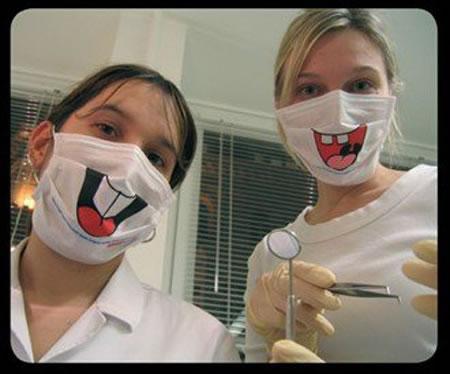Mascarillas para dentistas