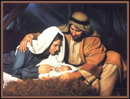 Imagenes Sagrada Familia Navidad.La Sagrada Familia De Jesus Imagenes De Navidad