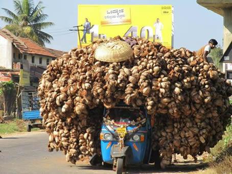 Una carga pesada