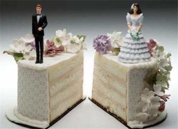 Tortas de divorcio
