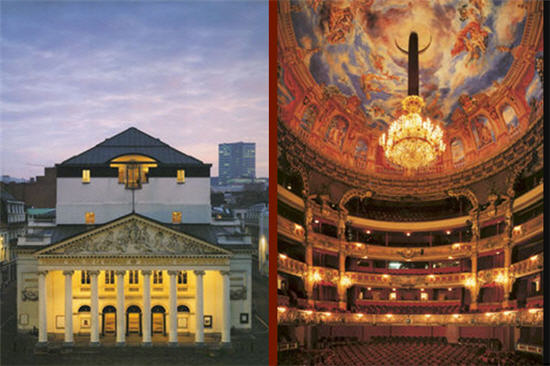 Salas de Ópera