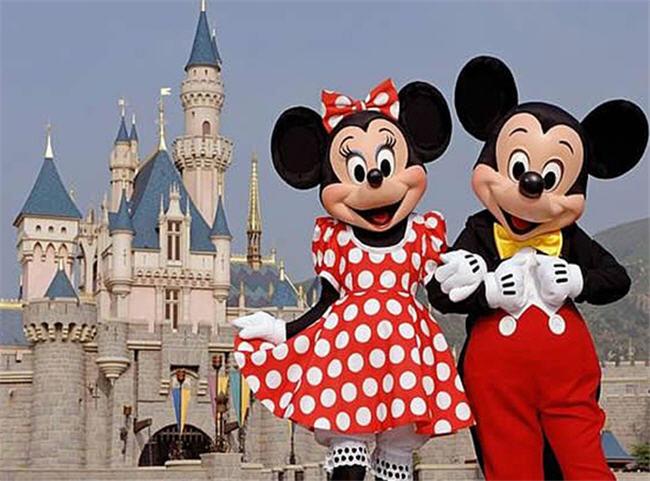 Mundo de Walt Disney